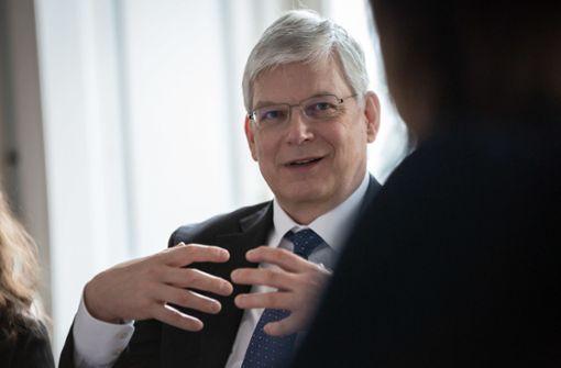 Stephan Dabbert bleibt beliebtester Rektor des Landes