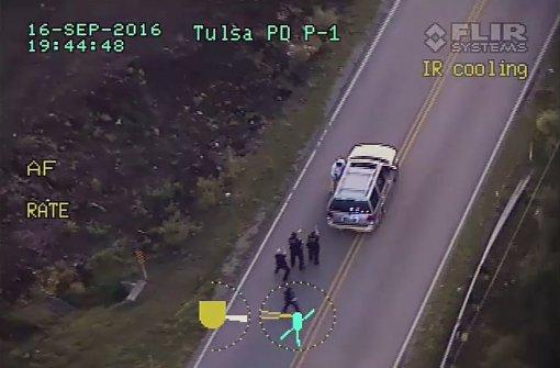 Polizistin erschießt unbewaffneten Afroamerikaner