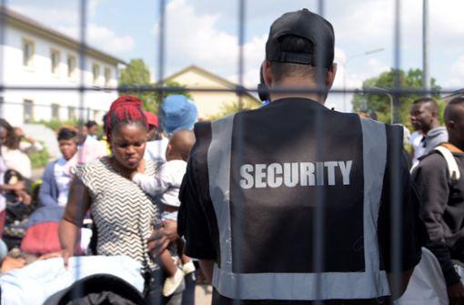 Schlechter Kinderschutz in Anker-Zentren