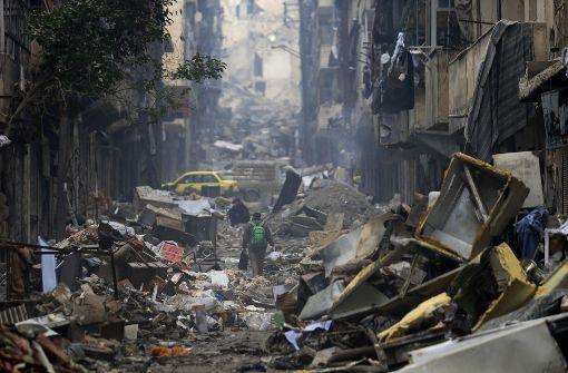 Hoffnung auf Frieden in Syrien wächst