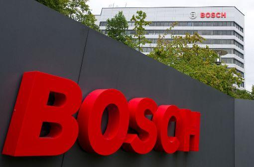 Bosch soll auch beteiligt sein