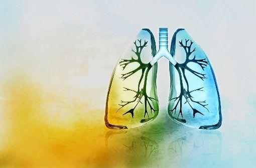 Was steckt hinter der chronischen Lungenkrankheit?