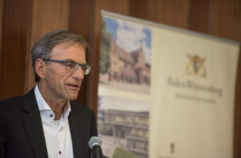 Werner Wölfle war Krankenhausbürgermeister, als am Stuttgarter Klinikum unsauber gearbeitet wurde. Foto: Lichtgut/Max Kovalenko