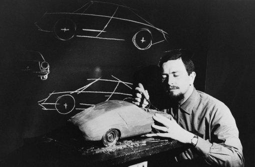 Ferdinand Alexander Porsche ist tot