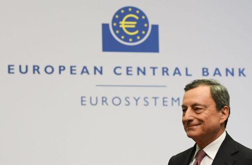 Die umstrittenen Pläne der Europäischen Zentralbank