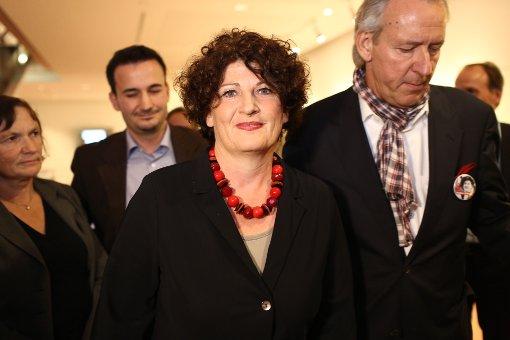 Fritz Kuhn liegt bei OB-Wahl vorn