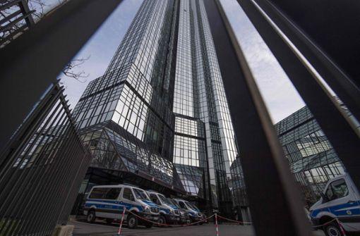 US-Demokraten nehmen Deutsche Bank ins Visier