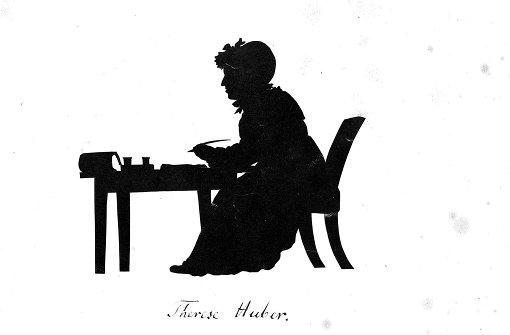Eine kämpferische Schriftstellerin