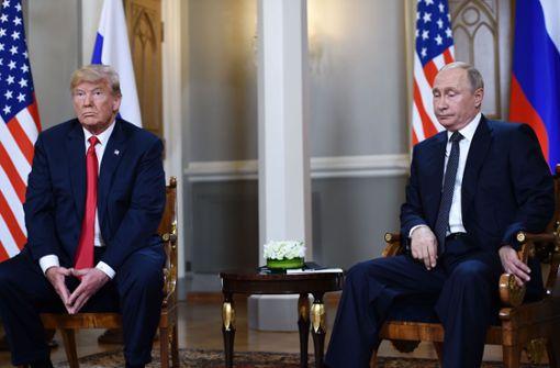 Donald Trump gibt ein jämmerliches Bild ab