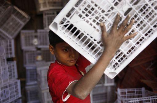 152 Millionen Kinder weltweit müssen arbeiten