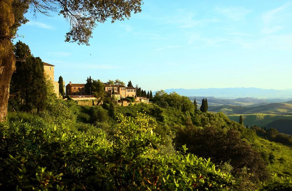 Italien und im Besonderen die Toskana stehen für das Dolce Vita. Foto: