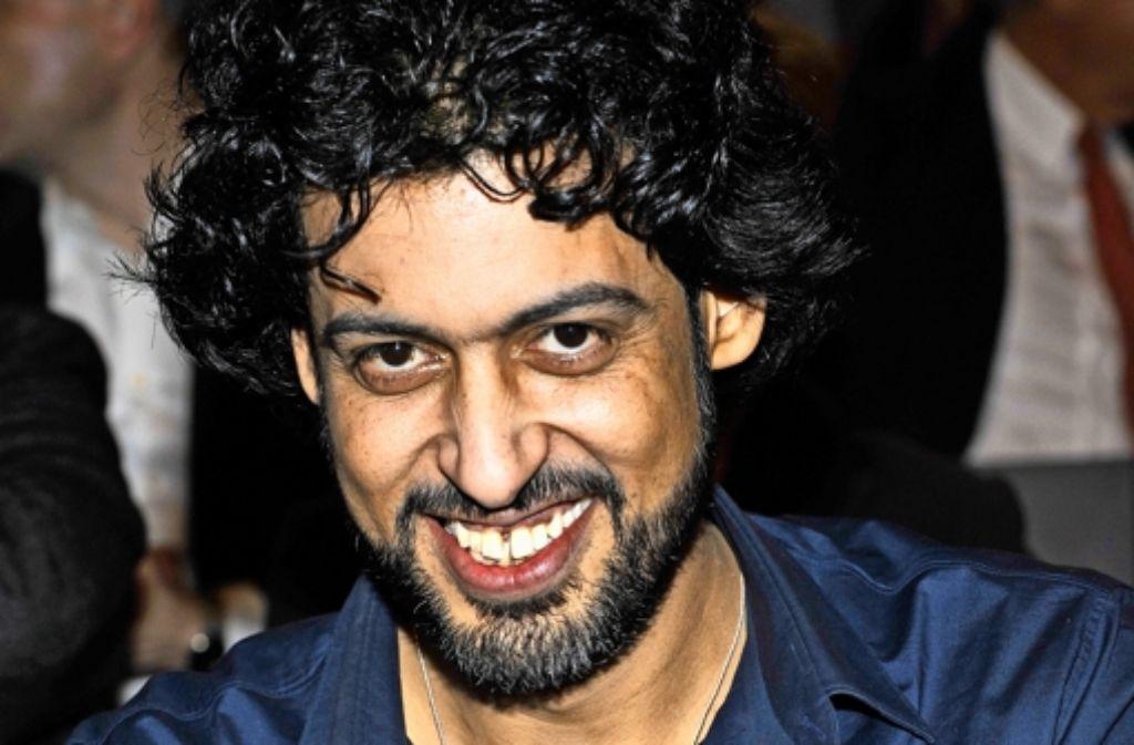Der Romanautor Abbas Khider hat als   Flüchtling einen steinigen Weg hinter sich. Foto: dpa