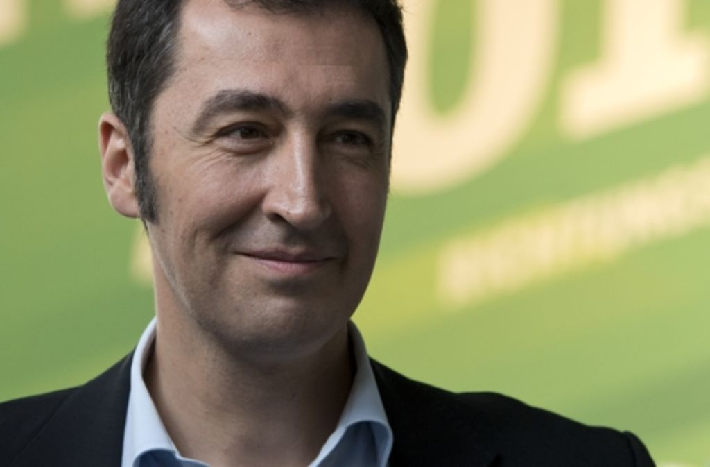 2008 scheiterte Özdemirs Bundestagsbewerbung, Foto: dapd