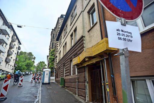 Bewohner des Kernerviertels fordern Bahn-Infos