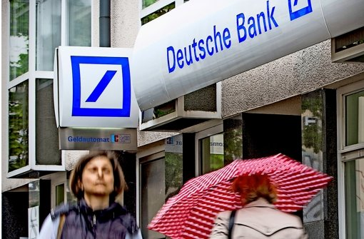 Deutsche Bank schließt bis zu 200 Filialen