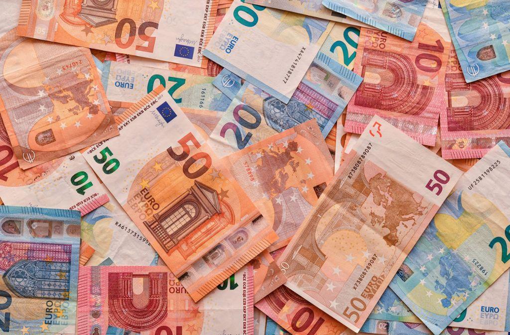 Für die Rettung deutscher Banken flossen in der Finanzkrise Milliarden. Foto: dpa