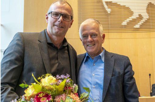 Bürgermeister Thürnau geht die nächsten acht Jahre an