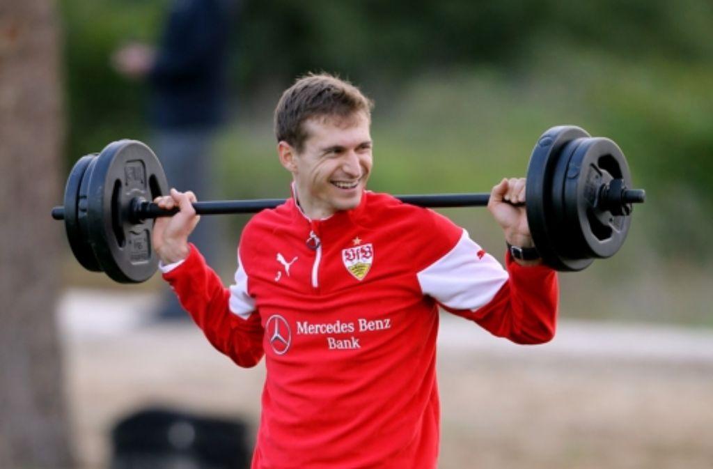 Daniel Schwaab hat schon einige Testspiele gestemmt.  Foto: Pressefoto Baumann