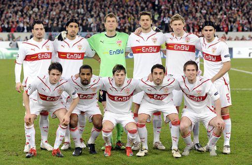 Als der VfB Stuttgart gegen Lionel Messi und Co. auftrumpfte