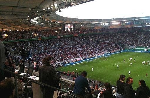 VfB: Kein Anschluss in diesem Stadion?