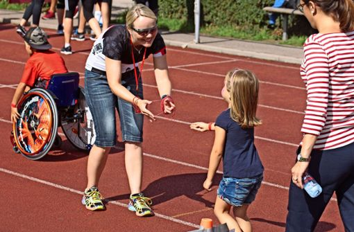 Hunderte Läufer drehen am Kräherwald ihre Runden