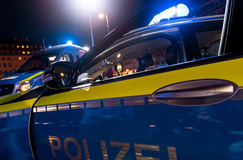 Der Unbekannte flüchtete nach der Tat in Richtung Bahnhof Vaihingen. Foto: ZB