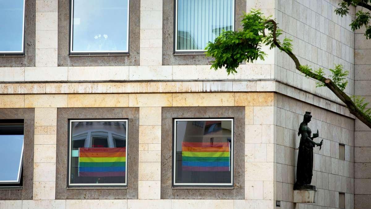 Verweigerte Regenbogenfahne – Stadträte kritisieren OB Nopper massiv