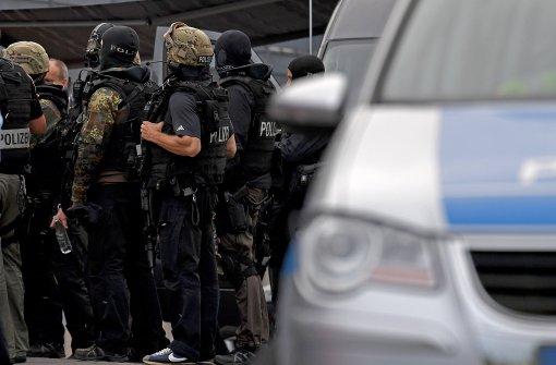 Polizei evakuiert – Keine Terrorgefahr