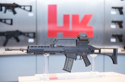 Waffenhersteller liefert Sturmgewehre an Norwegen