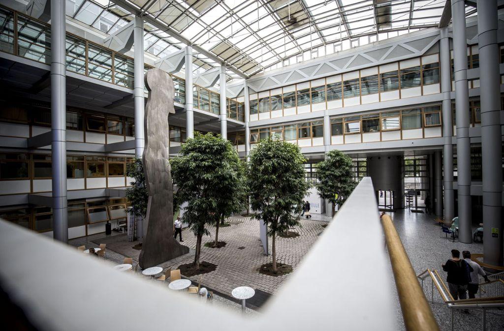 Das städtische Klinikum, hier das Katharinenhospital, soll eine Kommunalanstalt des  öffentichen Rechts werden. Foto: Lichtgut/Leif Piechowski