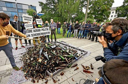 EU-Agrarpolitik: Ost-West-Spaltung droht