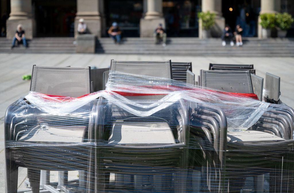 Hoffnung für Hotels in Gastronomien in und um Stuttgart (Symbolbild). Foto: dpa/Marijan Murat