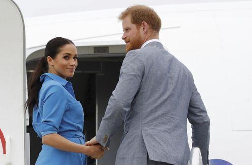 Meghan und Harry setzen nur auf Frauen