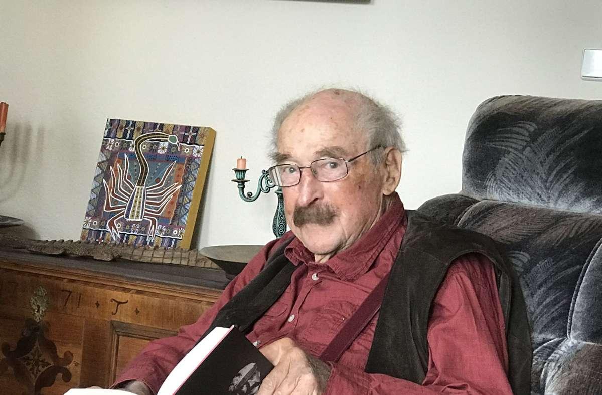 Walter Kaufmann lebte unter anderem in der DDR und Australien. Foto: dpa