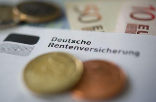 Ringen um die Stabilität der Rentenkassen
