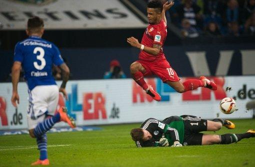 Stuttgart auf Schalke - die Stimmen zum Spiel