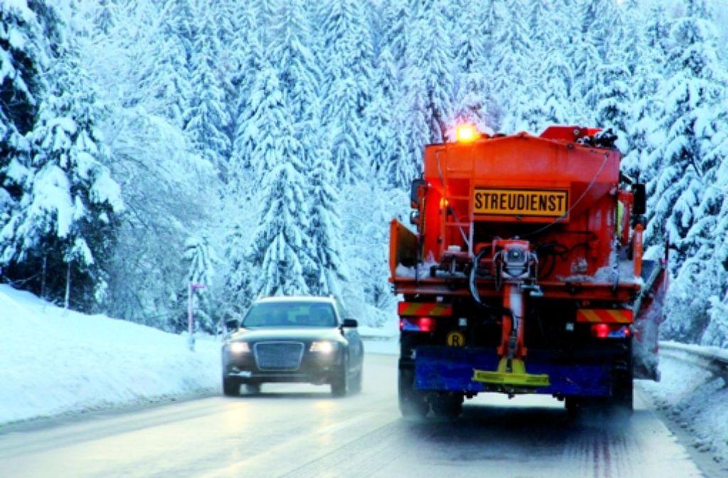 Der Winterdienst zählt zu den klassischen Aufgaben der Gemeinden. Das bestreiten  auch die Kammern nicht. Foto: Fotolia