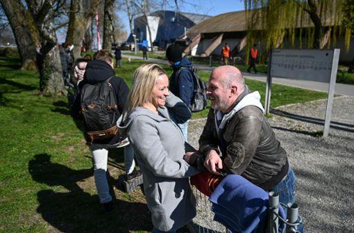 """""""Psychische Folter"""" –  Liebespaare an der Schweizer Grenze"""