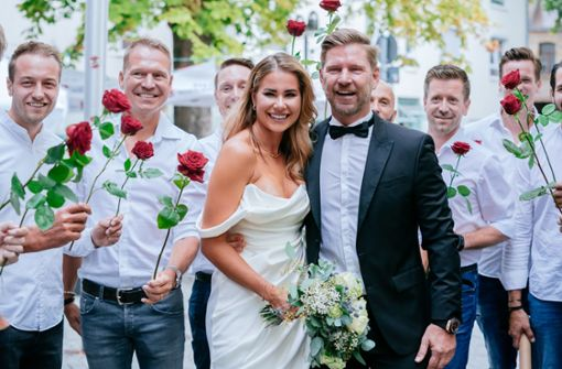 Stuttgarts Miss Germany 2018 heiratet ihren Jörg