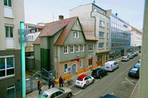 In Kürze wird das jahrhundertealte Gebäude Foto: Achim Zweygarth