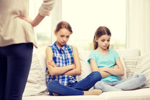 Dürfen Eltern Hausarrest geben?