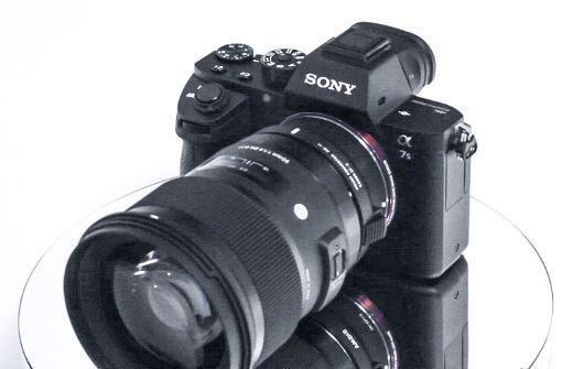 Sony Alpha 7 S II - Videoansicht