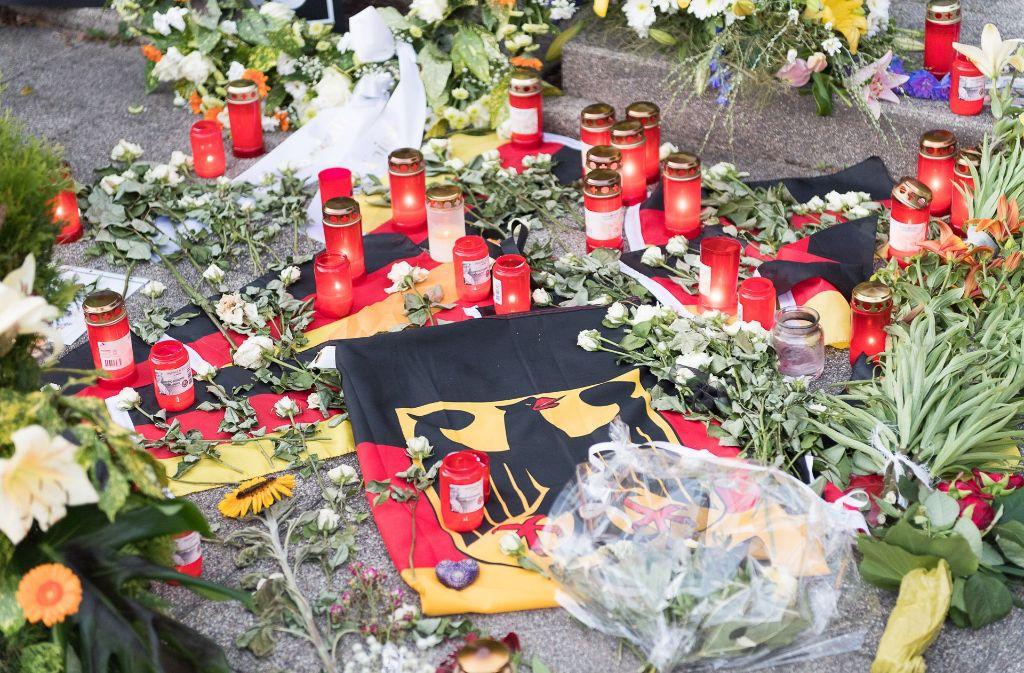 Trauer um Helmut Kohl. Foto: Eibner-Pressefoto