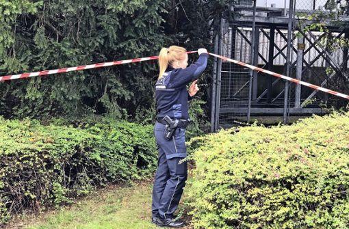 Toter im Hinterhof: Keine Hinweise auf ein Verbrechen