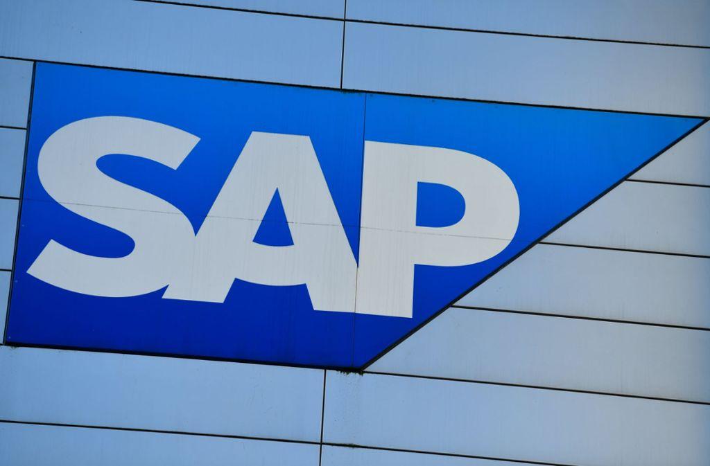 SAP hat gute Zahlen vorgelegt. Foto: dpa