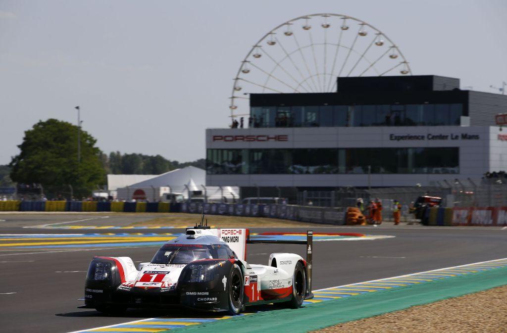 Schnittig: Mit diesem Prototyp will  Porsche den Mythos Le Mans gewinnen. Foto: Porsche