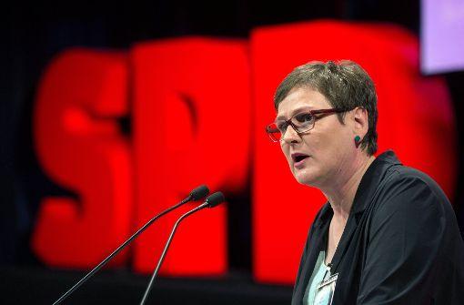 SPD setzt auf die unentschlossenen Wähler