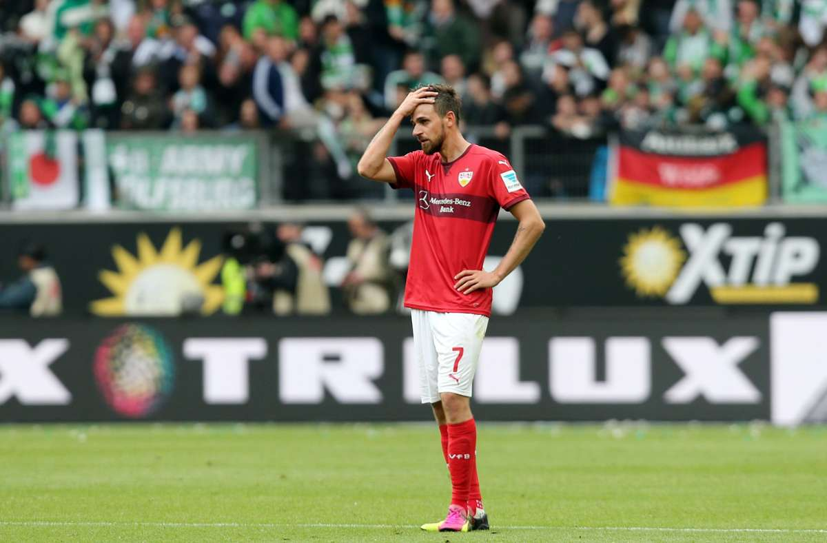Martin Harnik trug lange das Trikot des VfB Stuttgart. Foto: Pressefoto Baumann/Julia Rahn