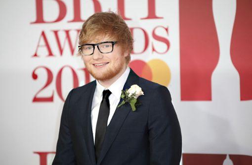 Ed Sheeran zahlt mehr Steuern als Amazon