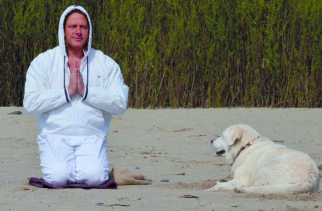 Dieter Gurkasch hat sich durch die Meditation verändert Foto: privat